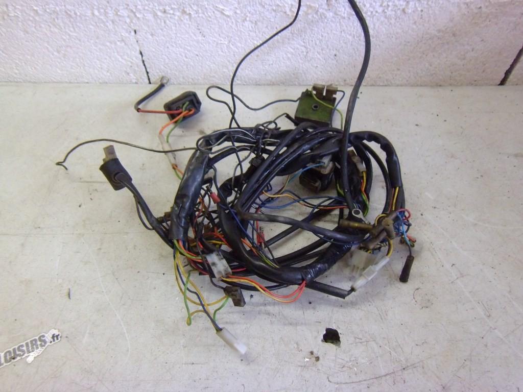 Faisceaux Electrique Aprilia Rx 50 Moto Et Loisirs Wiring