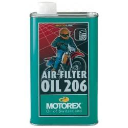 Huile pour filtre à air AIR FILTER OIL 206 1L
