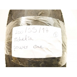 PNEU MICHELIN POWER ONE 200/55/17