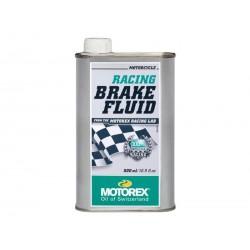 Liquide de frein racing motorex