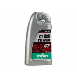 Huile Motorex Cross Power 4T 10W50