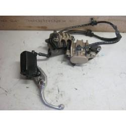 FREIN AVANT COMPLET - HONDA 600 HORNET 2005