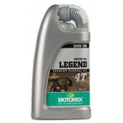 Huile Motorex LEGEND 4T 20W50 1L