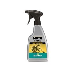 Spray de finition Moto Shine 500ml