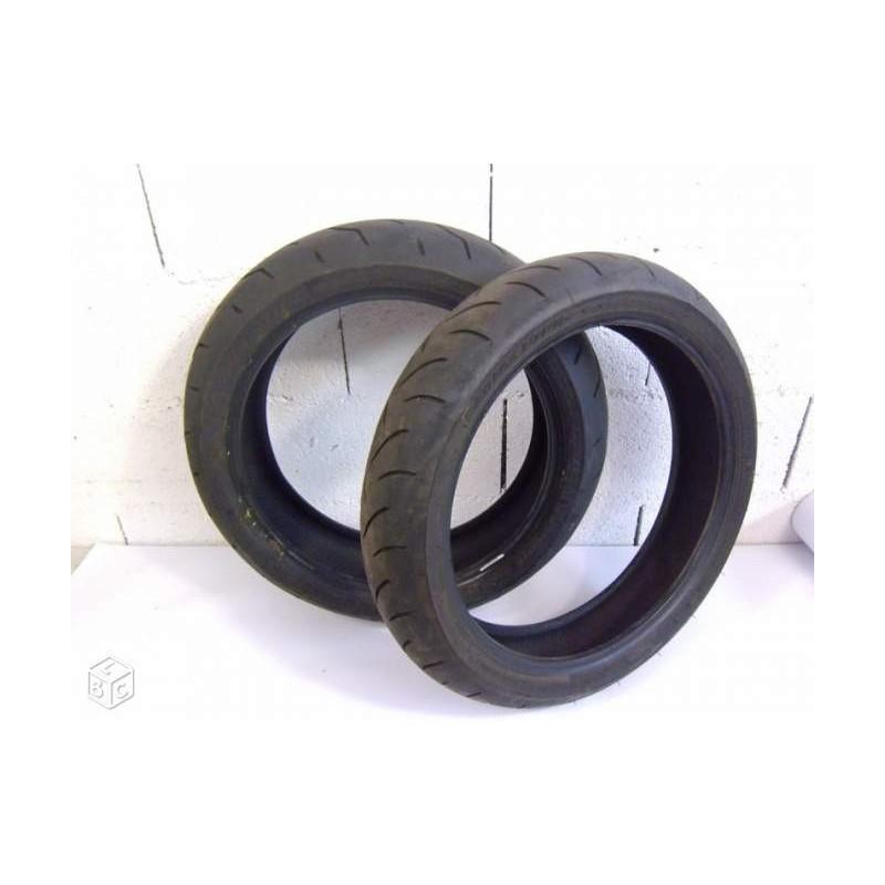 train de pneu bridgestone bt016 moto et loisirs. Black Bedroom Furniture Sets. Home Design Ideas