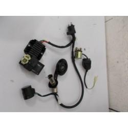 LOT PIECES ELECTRIQUE - BEAT BOX CY50T-6